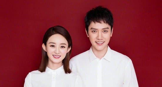 盘点明星结婚证件照,张若昀唐艺昕最甜,而他们最搞怪!