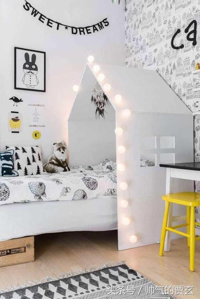 """时尚欧美家居,欧式27种,梦幻般的创意""""儿童房"""", 超可爱版"""