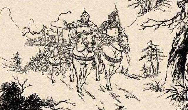 三国811:刘备沿江屯扎水寨,黄权看出危险,苦苦劝谏,刘备不听
