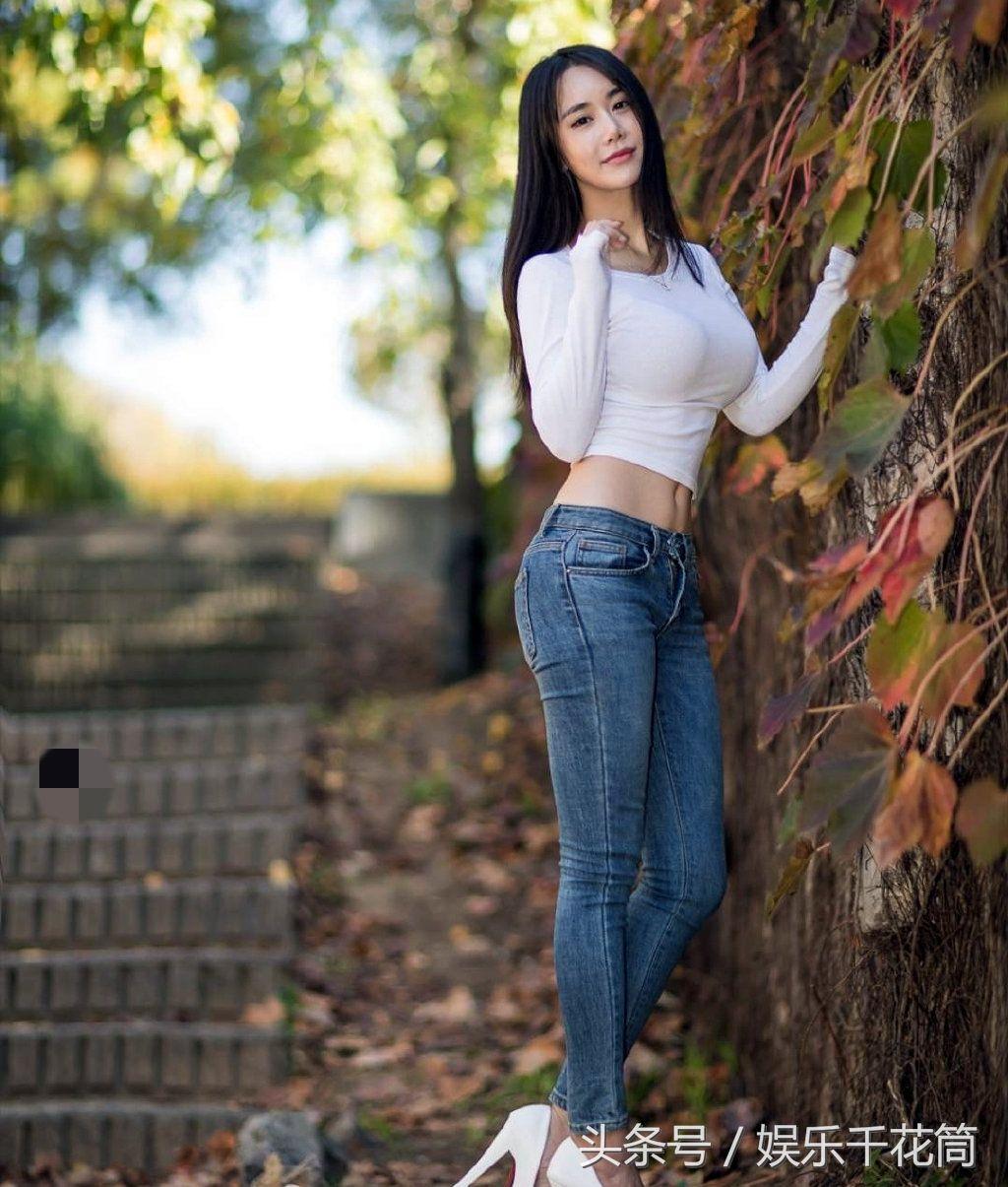 牛仔裤能使你的腿看起来更瘦 - 从头再来 - 至卓飞高