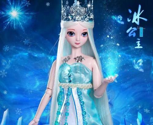 十二星座的专属冰公主娃娃,双子座以假乱真,天秤座让人心疼!