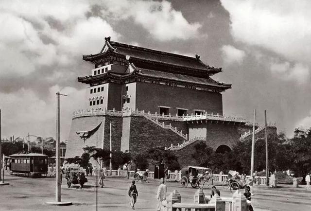 民国时期的高清老照片