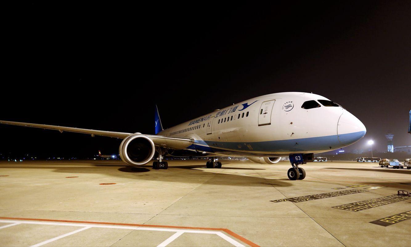 厦航开通杭州直飞墨尔本航线 飞机上能看大片 还能吃到西湖牛肉羹