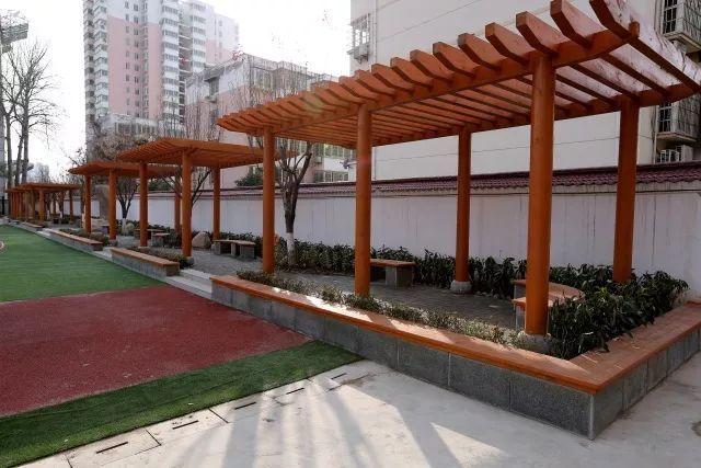 西安市灞桥区东城第一小学招贤纳士啦!小学艺术节节目图片