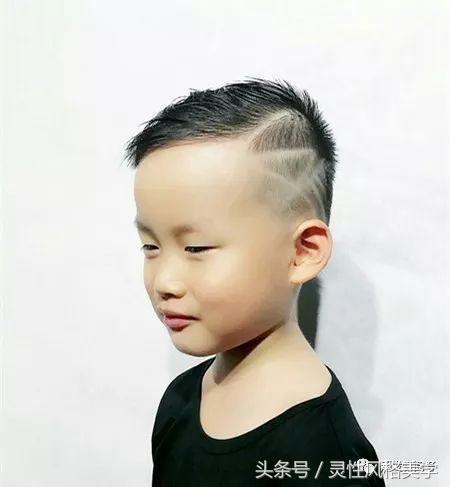 小男孩夏季发型,帅到爆哦!