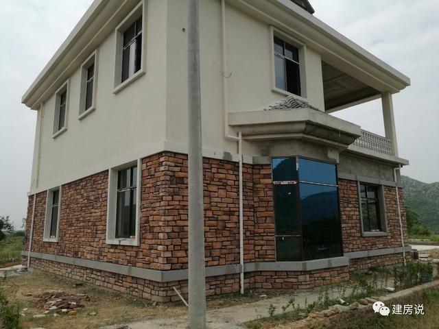 農村瓦房別墅圖片