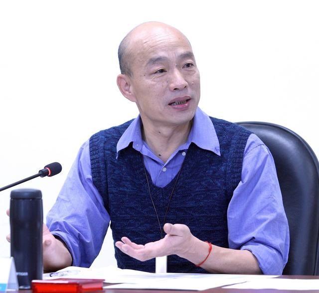 韩国瑜:郭台铭若参选蓝营肯定分裂 后果太可怕了