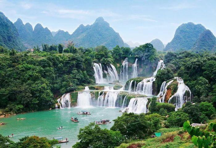 玉林这6个地方被列入自治区级全域旅游示范区创建批次名单!有你家乡嘛