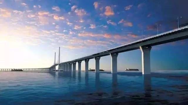 港珠澳大桥24小时穿梭巴士,珠海到香港只需30