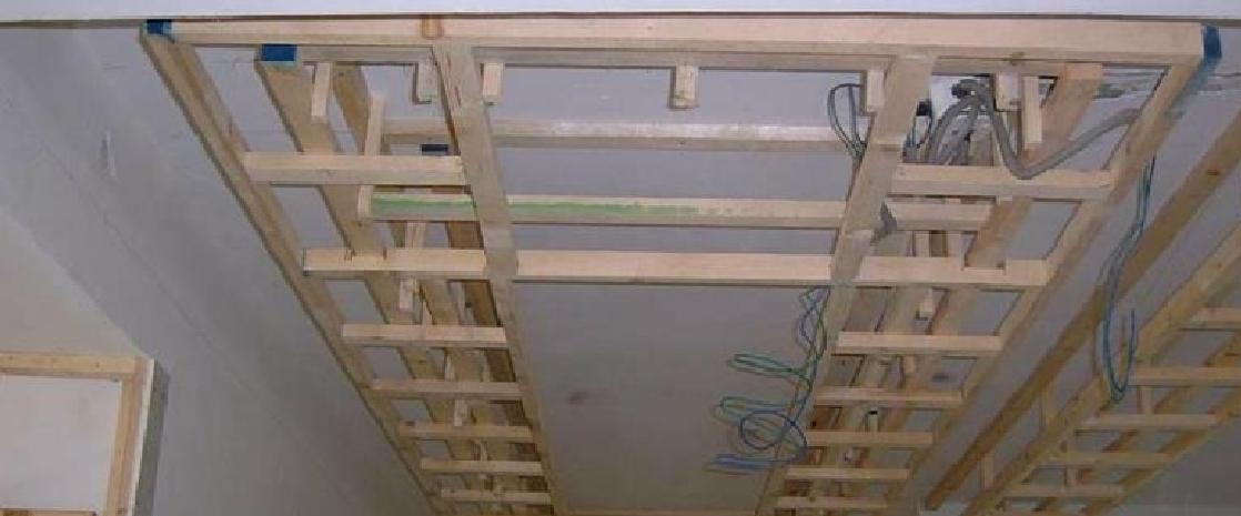 避免选择龙骨?吊顶使用木龙骨的吊顶bl图解h