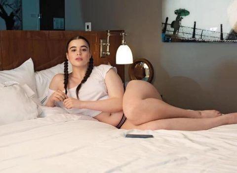 胖女人高清真人私穴�_她被称为最美的胖女人,身上的肉都胖对了地方,让人非常羡慕