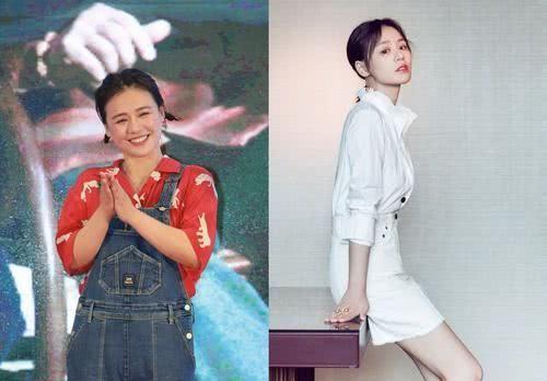 娱乐圈第二个因为胖被夸的女星
