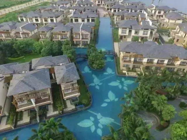 网红酒店广东水上威尼斯《英德宝墩湖》,游到
