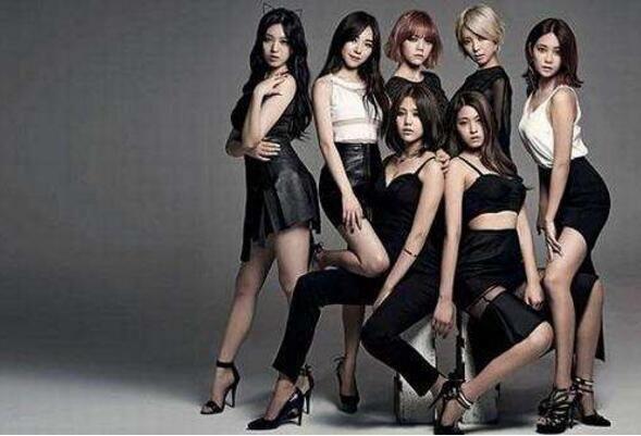 2019韩国人气排行_韩国十大美女天团组合,个个都是大长腿
