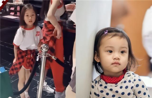 <b>全职妈妈,李小璐刚秀完一字马,就带女儿清新出镜!</b>