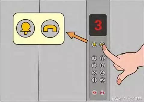 平安守护电梯安全乘坐手册