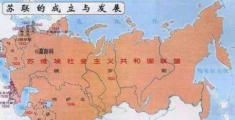 唯一让苏联割让领土的国家,二战时被苏联灭了,领土被要回来了