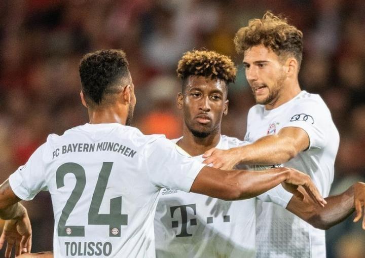 德国杯开门红不足喜 弱旅面前拜仁仍存数处短板