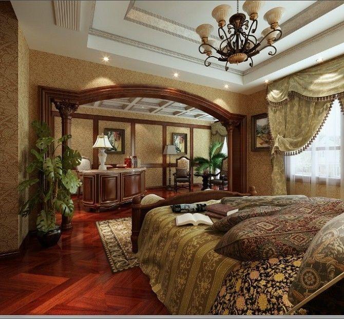 30万块钱装修的300平米的房子,欧美风情风格简直太美了!