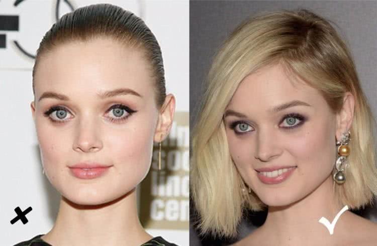 耳环的选择_如果你的脸型是方形脸,可以选择一些看上去比较突出,存在感比较强的