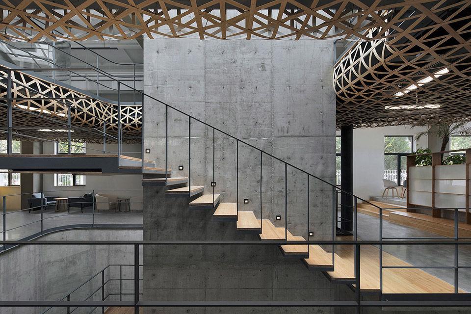 屋面钢楼梯结构设计