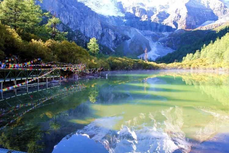 稻城亚丁最美的14个景点,每一个都能让你感慨大自然的