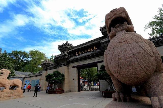 河北省秦皇岛市,因港而兴,地名来自传说,来历存