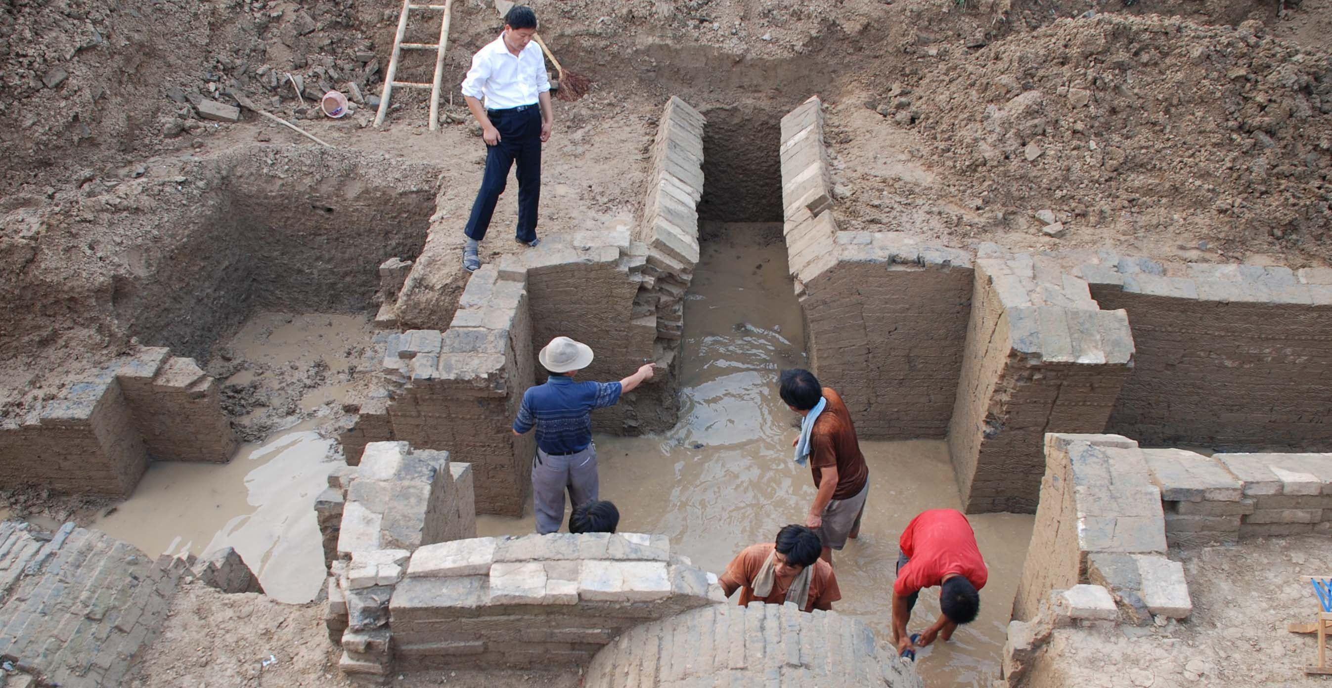 中国最豪华古墓,创下四个纪录,到现在仍是第一!