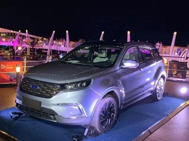 福特在华首款纯电动SUV,一文让你全面了解领界EV的优缺点