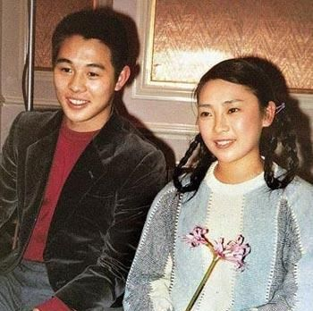 和李连杰合作过的功夫女星,第一位曾是娇妻,最后一位格斗冠军!