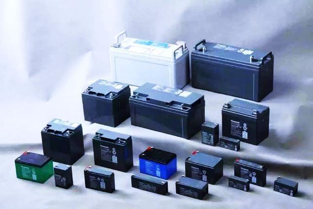 松下蓄电池发展及应用