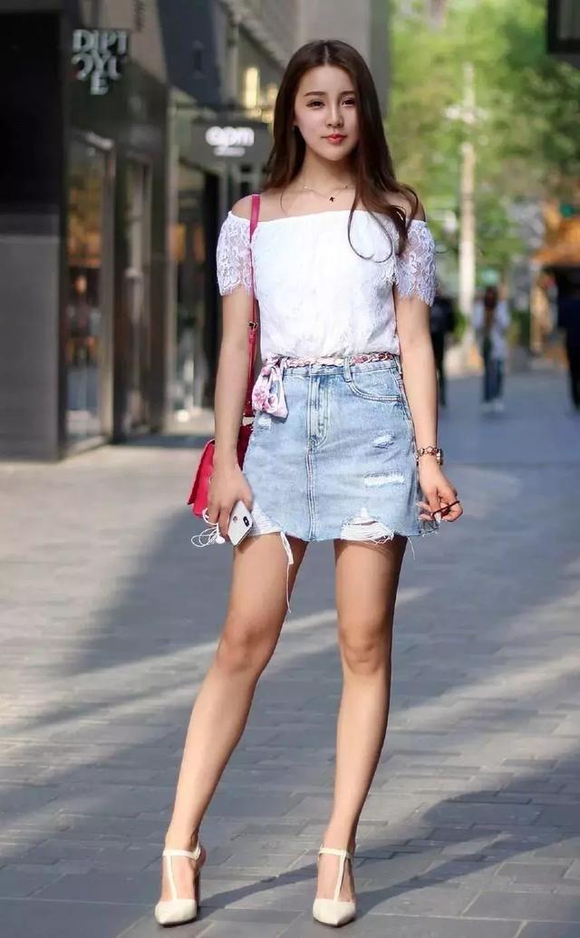 夏日时尚搭配,高跟鞋让女性更有女人味