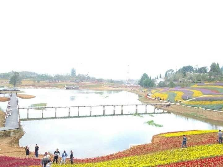 【美景】贵州瓮安猴场镇草塘十二塘之马露塘