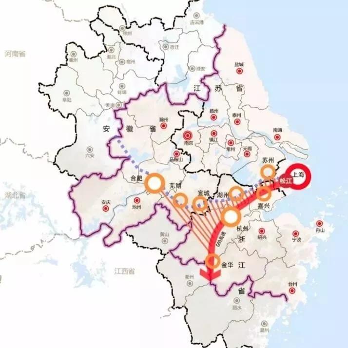 松江区发布《意见》推动G60科创走廊发展