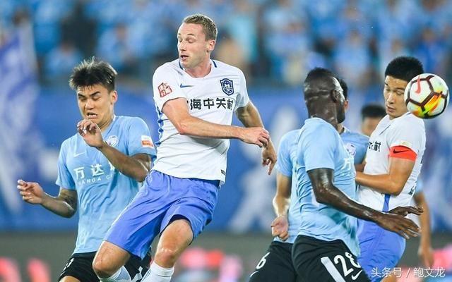 2019赛季中超联赛第四轮 大连一方1:2不敌天津泰达