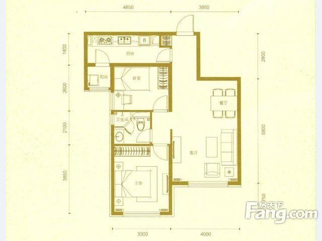 房产 正文  第三:房子结构设计问题也是买房的关键,业主反映富力城的