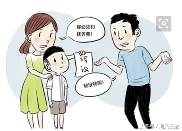 小司普法|未婚生子,能不能跟前任索要孩子的抚