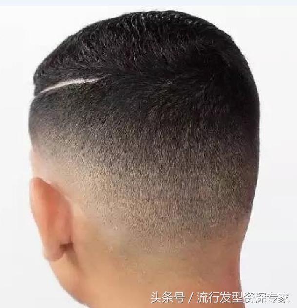 2018年霸气男发流行多一刀发型?男士短发趋势多一道发型成了个性