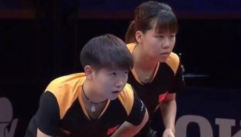 直通赛激战正酣,孙颖莎想挑战王曼昱和丁宁