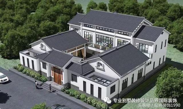 最小别墅设计图