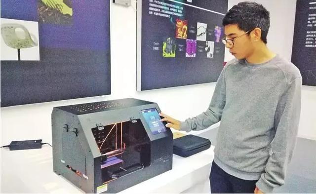 热文:厉害了!云浮将建成全球最大的3D打印模型库