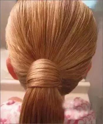 快速又简单的儿童编发,上学再也不怕因为绑头发而迟到