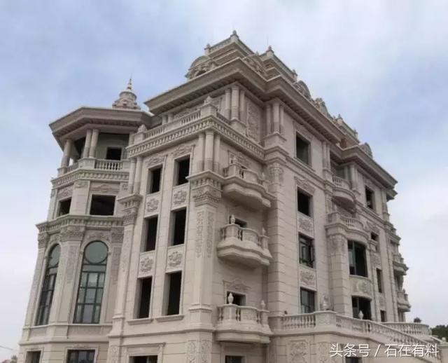 上海土豪别墅被曝光,有钱真的为所欲为别墅装修莆田排行图片