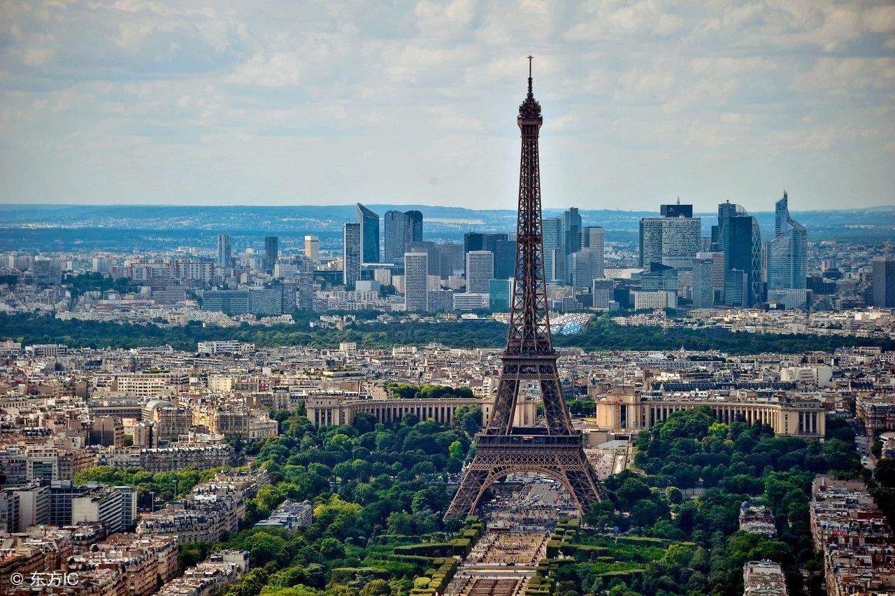 巴黎gdp_巴黎圣母院