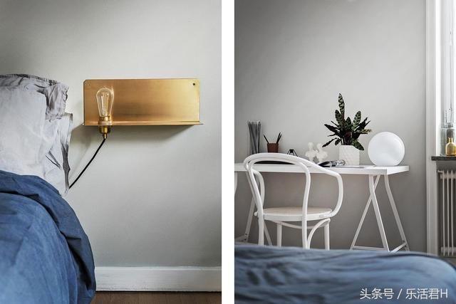 北欧简易梳妆台卧室现代简约铁艺欧式化妆桌金属书桌美式白色长桌 ¥