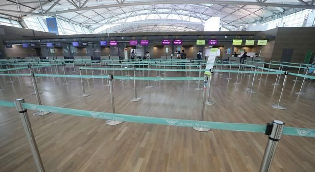 韩国航空公司出手抵制 赴日乘客一个月少了7万人