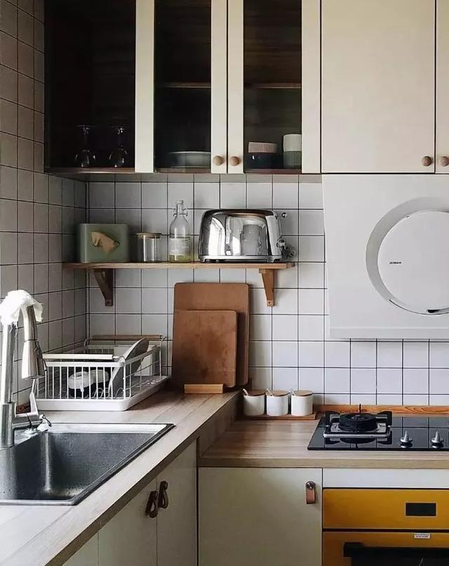 橱柜高低台面的设计有没有必要?-家居窝