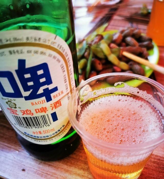 西安记忆之七十六:现在的白宝鸡啤酒是西安产的