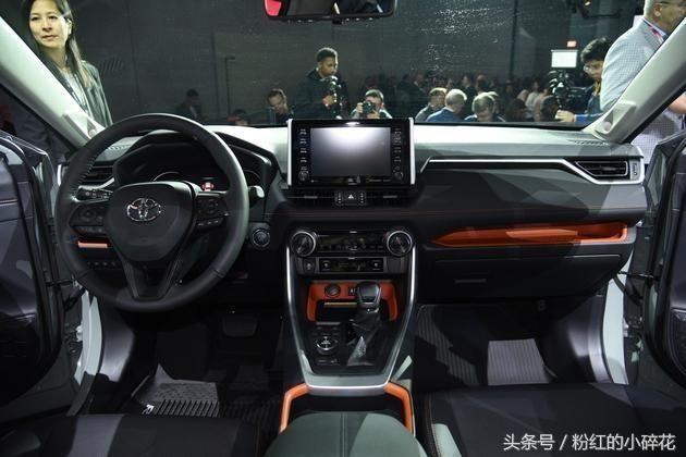 丰田全新rav4或2019年底国产 或提供7座版车型