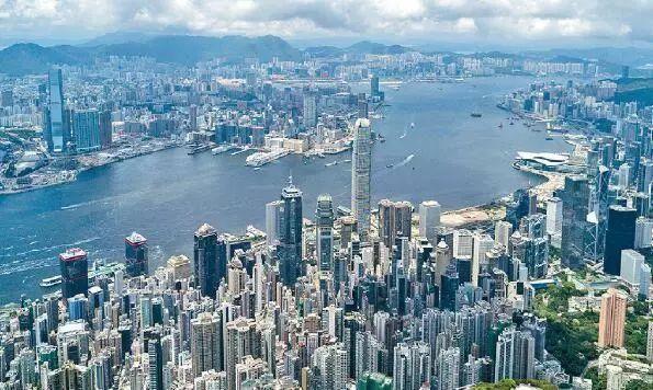 香港仅排第四!最新亚洲竞争力报告出炉!其他国家和地区排名…